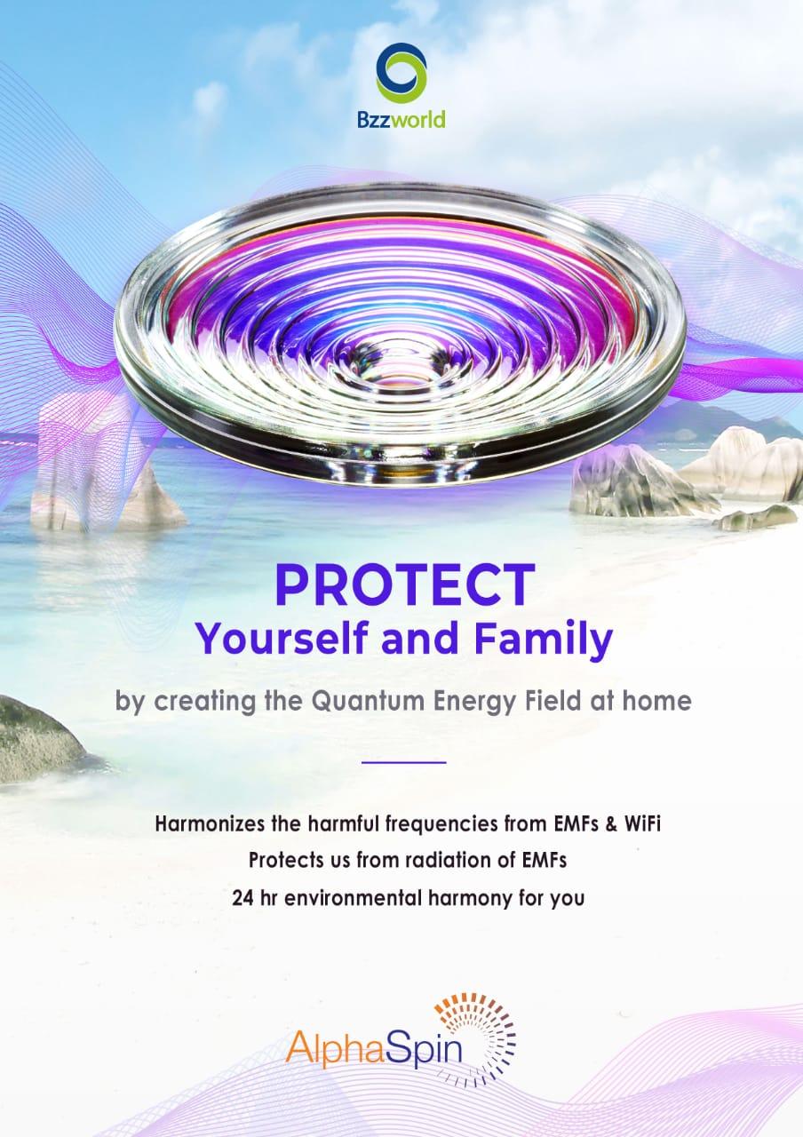Alphaspin Proteksikan Tubuh Anda dari Paparan Radiasi